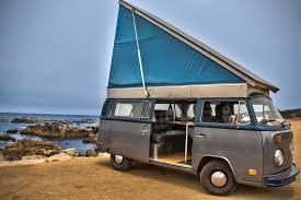 volkswagen camper van solar electric volkswagen camper van hiconsumption