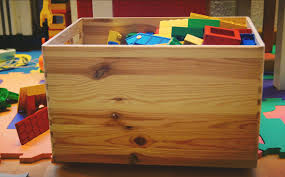 Easy Way To Build A Toy Box by 3 Easy Ways To Prevent Your Kids From Making A Mess The