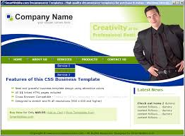 graceful business template
