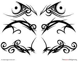 95 lower back tattoos tramp stamp tribal tattoo designs clip