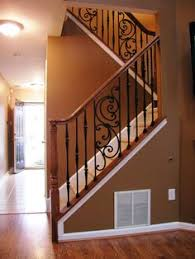 iron balusters to fix our stairs for the home pinterest