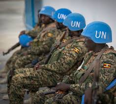 un peacekeeper in somalia pictures getty images