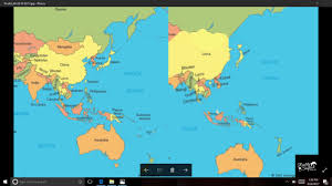 Map East Asia by Mandela Effect East Asia Map Redesigned Youtube