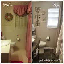 Redo Bathroom Vanity 1960 U0027s Bathroom Makeover Hometalk