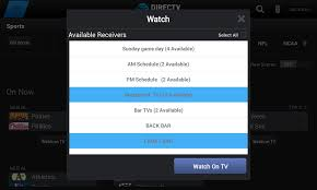directtv channel guide directv for business android apps on google play