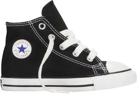 Converse American Flag Shoes Classic Converse Chuck Taylor All Star High Top Optical Black