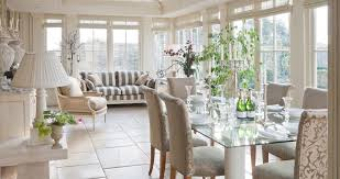 Classical And Elegant Conservatory Furniture From InteriorsByVale - Conservatory interior design ideas