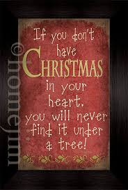 christmas decor framed canvas finish art if you don u0027t have