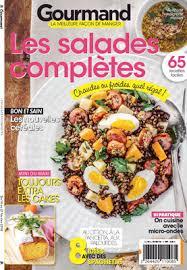 gourmand magazine cuisine gourmand no 391 14 au 27 février 2018 pdf magazines