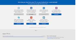 sync your android or iphone with windows 10 extremetech