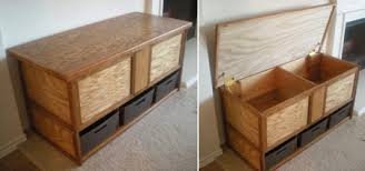 Homemade Wooden Toy Chest by Projects Toolmonger Page 2