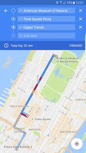 how do i add a stop on google maps how to add multiple