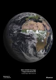 Sattelite World Map by How Can You See A Satellite View Of Your House Universe Today