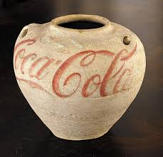 Ai Weiwei Vase Ai Wei Wei U2013 Han Dynasty Urn With Coca Cola Logo 1995 The