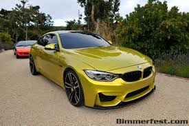 Bmw M3 Yellow 2016 - 2014 m3 and m4 us ordering guide leaked bimmerfest bmw forums
