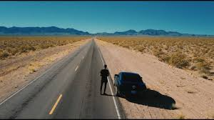 Nevada travel watch images One car and a desert road ford mustang valley of fire nevada jpg