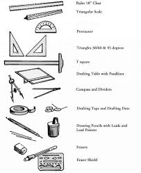 Simple Drafting Table Technical Drawing Building Codes Northern Architecture