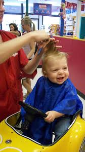 cool cuts 4 kids baby j u0027s first haircut saving with shellie