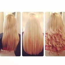hair extensions bristol our hair your work 2 x nano rings by extend it