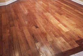 White Laminate Floor Edging Wine Barrel White Oak With Beveled Edges Treatment Caramel Cream
