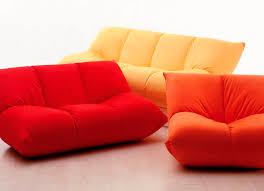 chauffeuse canapé chauffeuse contemporaine en tissu papillon by g rosati