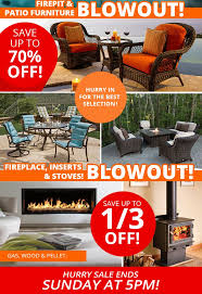 Firepit Sale Blowout Clearance Sale On Patio Furniture Pits Tubs