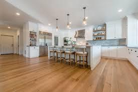 white kitchen cabinets with oak floors quarter sawn white oak flooring connecticut kitchen
