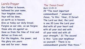 lord u0027s prayer u2013 jesus creed priestfield parish church