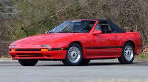 mazda rx7 1988 mazda rx7 convertible t169 indy 2016