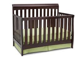Delta Canton 4 In 1 Convertible Crib Black Marquis 4 In 1 Crib Delta Children