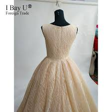 online shop real photos glitter lace shiny formal dresses long