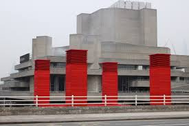 Metropolitan Shed National Theatre Unveils Red Summer Shed Architecture Agenda