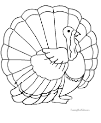 printable turkey coloring pages thanksgiving turkey printables