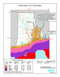 Wind Speed Map Download Free Rhode Island Wind Energy Maps
