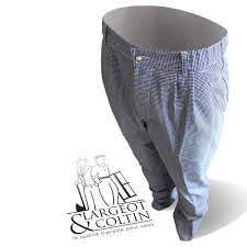 pantalon cuisine robur pantalon de cuisine robur largeot et coltin en stock