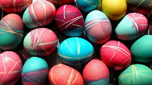how to paint easter eggs with food coloring diy easter egg