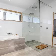 kubica integrated shower system highgrove bathrooms