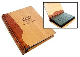 engraved photo albums personalized photo albums laser engraved wood albums