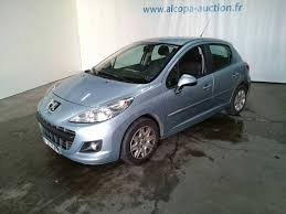 peugeot 207 sedan peugeot 207 207 1 6 hdi fap 90 5p alcopa auction