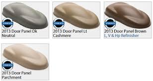 volvo interior paint colors released colorbond blog