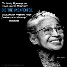 Rosa Parks Meme - rosa parks and the power of one sue bell cobb for governor