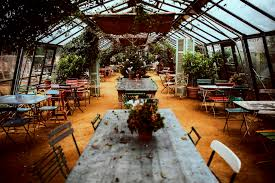 tiziano codiferro master gardener restaurant flowers eat