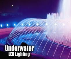 led fountain lights underwater led underwater fountain light led underwater pool light gnh uw 18