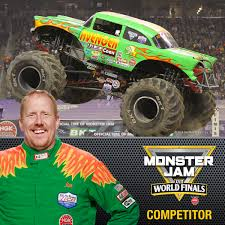 monster jam monster trucks monster jam world finals xvii competitors announced monster jam