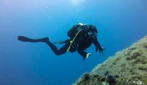 open water diver padi certification course greece