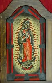 santa muerte mexican tattoo design in 2017 real photo pictures