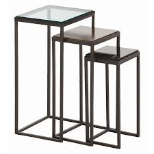Small Black Accent Table Small Accent Tables Set Of 3