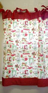 Retro Kitchen Curtains 1950s by 155 Best 1950 U0027s Kitchen Images On Pinterest Vintage Kitchen