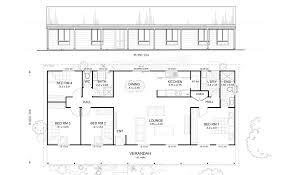 design kit home australia sandford 4 met kit homes 4 bedroom steel frame kit home floor