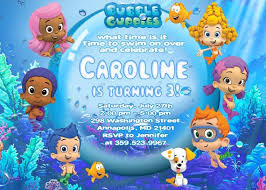 22 best bubble guppies images on pinterest guppy birthday ideas